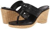 Rockport Delyssa Bow Thong (Black) - Footwear