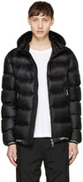 Moncler Black Down Jeanbart Jacket