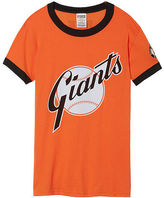 PINK San Francisco Giants Perfect Ringer Tee