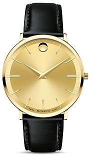 Movado Ultra Slim Watch, 40mm