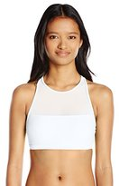 Body Glove Women's Smoothies Fearless Sporty Bikini Crop Top