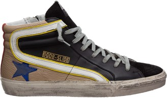 Golden Goose Hi-Top Sneakers