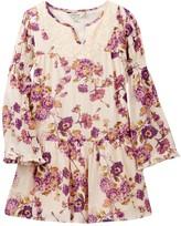 Lucky Brand Charlene Floral Dress (Little Girls)