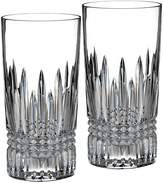 Waterford Lismore Diamond Highball Glass, Set of 2