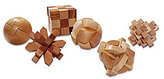 Berkshire 6-in-1 Wooden Puzzle