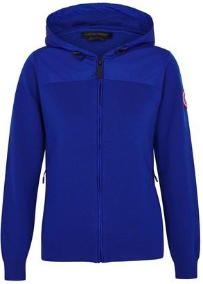 Canada Goose Windbridge royal blue jacket