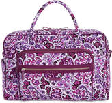 Vera Bradley Iconic Extra-Large Weekender Travel Bag