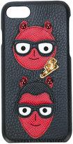 Dolce & Gabbana devil face iPhone 7 Plus case