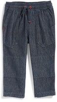 Tea Collection Infant Boy's Canvas Explorer Pants