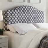 PRI Trellis Queen Upholstered Headboard