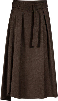 Fabiana Filippi Belted Waist Skirt