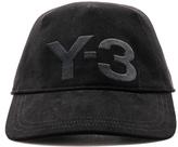 Yohji Yamamoto Unconstructed Cap in Black.