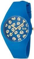 Ice Watch ICE-Watch Ice - Watch - 001256 - ICE skull - Deep water - Medium