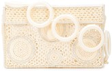 Sophie Anderson crocheted box clutch