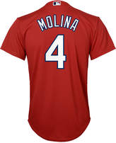 Majestic Yadier Molina St. Louis Cardinals Replica Jersey, Big Boys (8-20)