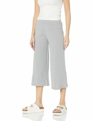 Volcom Junior's Women's Lil Flair Wide Leg Knit Pant