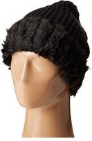 Polo Ralph Lauren Faux Fur Laced Rib Cuff Hat