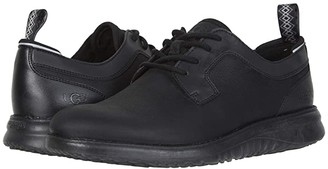 UGG Union Derby WP (Black) Men's Shoes