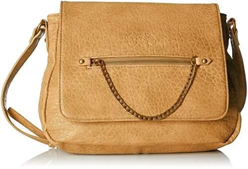 Le Temps Des Cerises Women LTC4P4G Shoulder Bag Beige