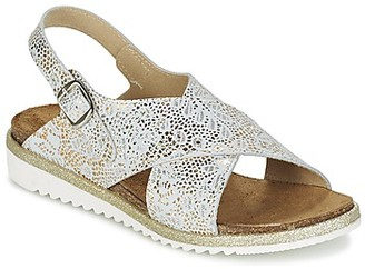 Citrouille et Compagnie GLATINO girls's Sandals in Gold