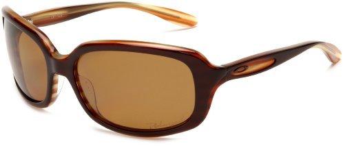 Oakley Women's Disguise Square Polarized Sunglasses