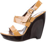 Marni Patent Leather Multistrap Sandals