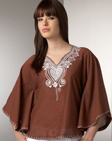 Alison Embroidered Caftan