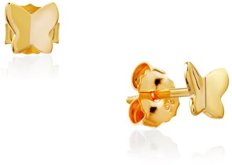 SIA Shafer Painted Lady Studs Gold
