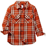 Tea Collection Nevado Queva Flannel Shirt (Toddler & Little Boys)