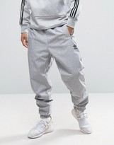 adidas Paris Pack Wind Joggers In Gray BK0539