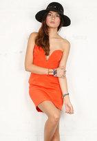 Ani Lee Taryn Dress in Orange -