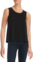 Eileen Fisher Silk Scoopneck Tank Top