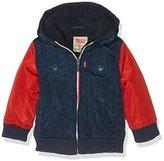 Levi's Kids Baby-Boys Trucker Clifjac Plain Jacket, ,Manufacturer Size:
