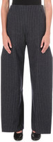 Jacquemus Le Pantalon wide-leg wool trousers
