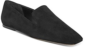 Vince Women's Clark Square-Toe Loafers