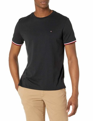 Tommy Hilfiger Men's Short Sleeve Crewneck T Shirt