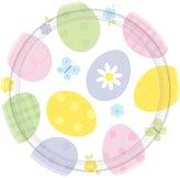 """Amscan Eggstavaganza 9"""" Round Plates"""