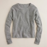 J.Crew Cashmere ribbed sweater