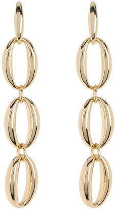 Vince Camuto Triple Link Drop Earrings