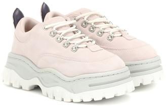 Eytys Angel platform suede sneakers