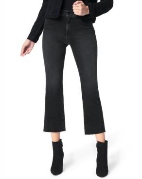 Joe's Jeans Callie Cropped Raw-Hem Jeans