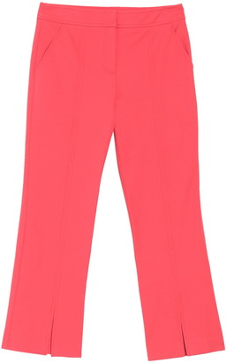 Trina Turk North Beach High Waist Slit Crop Pants