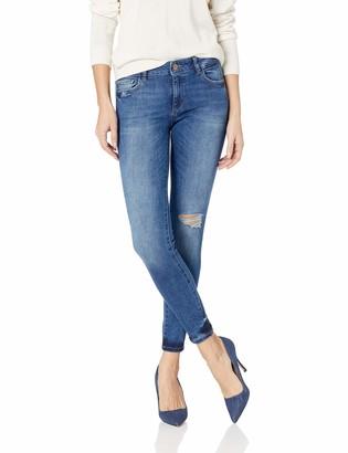DL1961 Women's Emma Instasculpt Low Rise Skinny Fit Jeans