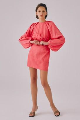 C/Meo PRIMARILY LONG SLEEVE DRESS Pink