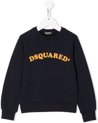 DSQUARED2 Logo Printed Sweater