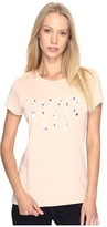 Calvin Klein Jeans Printed HD Iconic Logo Tee Women's T Shirt