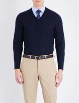 Ralph Lauren Purple Label Fine-knit cashmere jumper