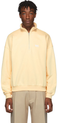 Martin Asbjorn Yellow Jeremy Turtleneck Pullover