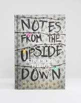 Books Notes from The Upside Down Stranger Things Book