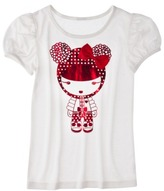 Harajuku Lovers for Target® Girls' Tee - Off White